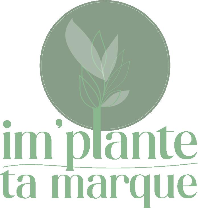 Logo Im'plante ta marque