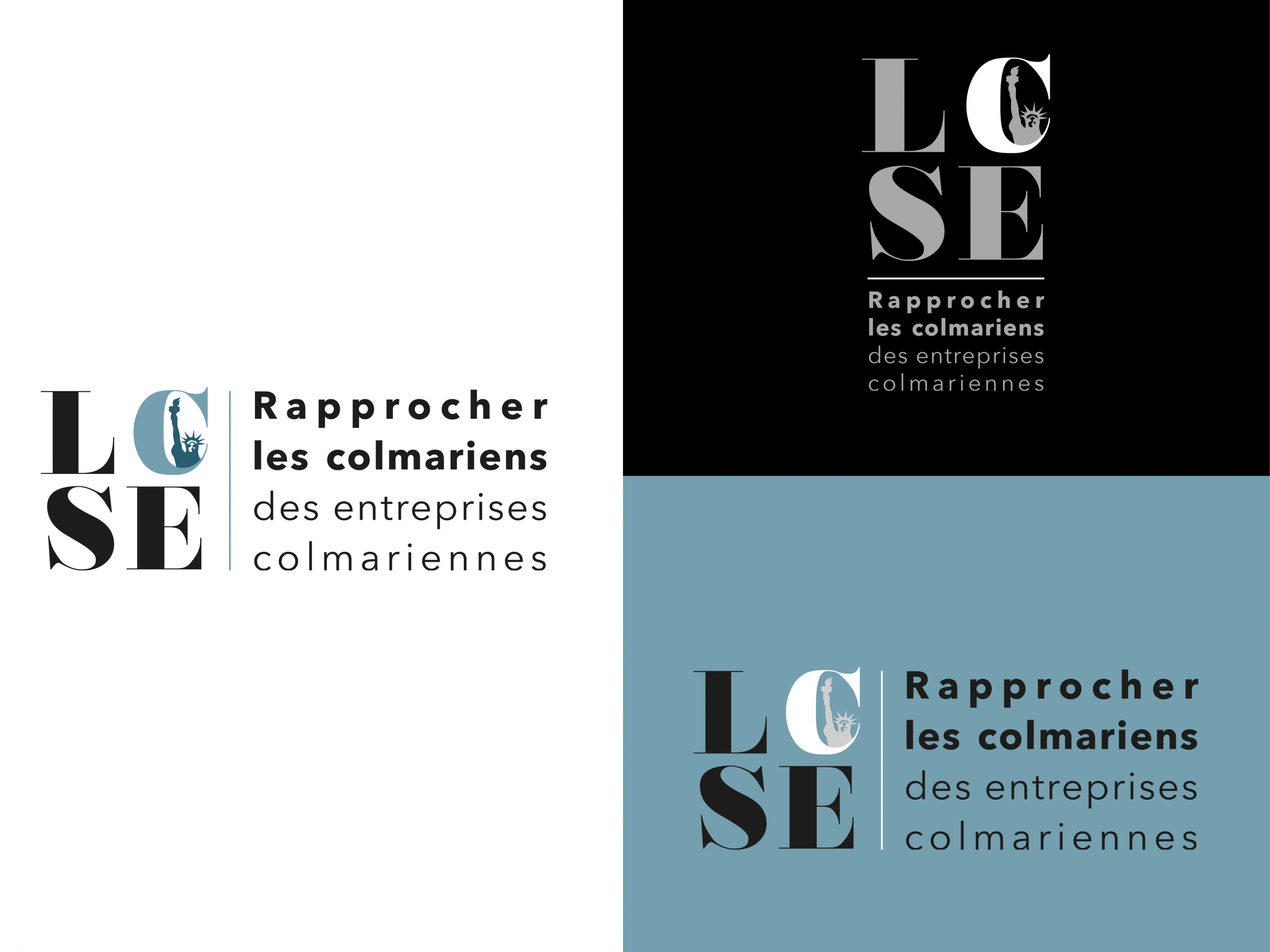 Logo Les Colmariens s'entraident